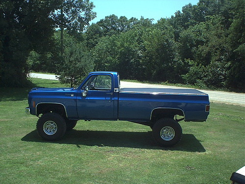 Tavera blog: 73 chevy truck