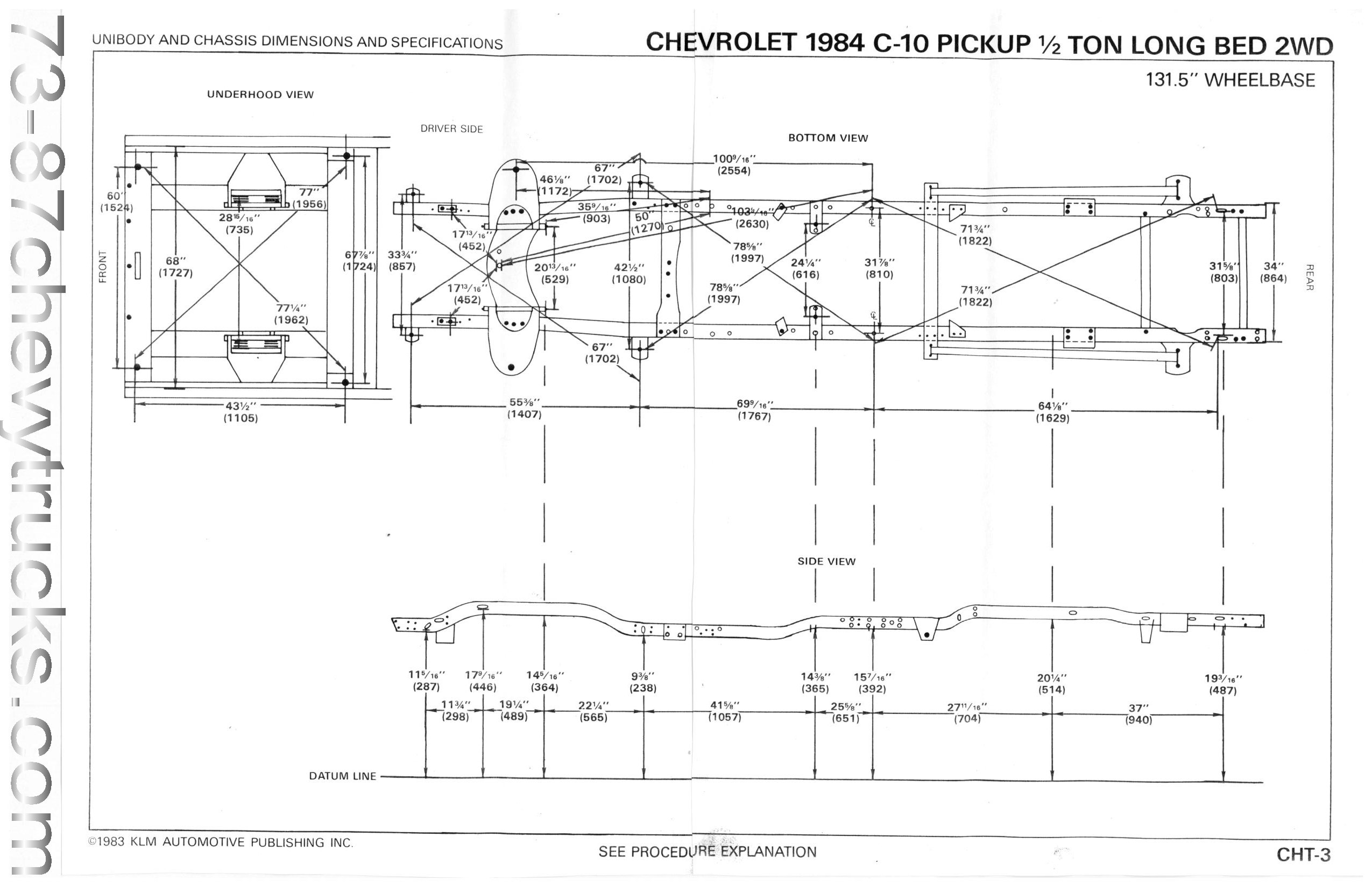 73 87 chevy wiring diagram 87 chevy k10