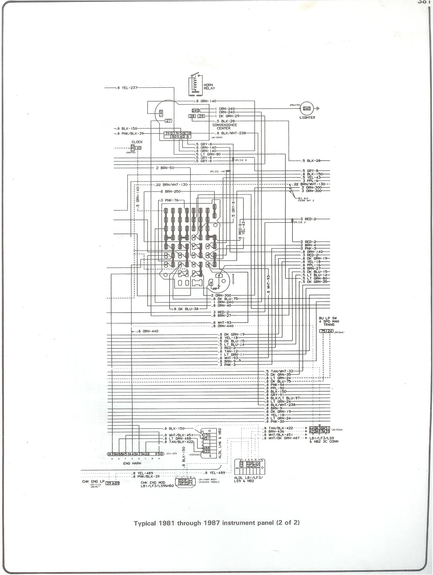panel with buzzer, horn, and h7/f? - the 1947 - present ... 87 r10 wiring diagram 87 c10 wiring diagram